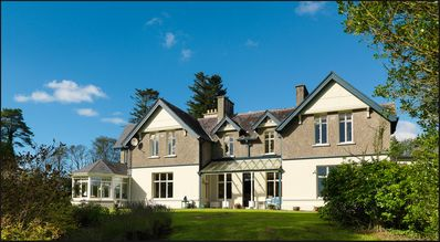 Photo for Dunkerron is a luxury self catering manor in a scenic woodland surrounding.