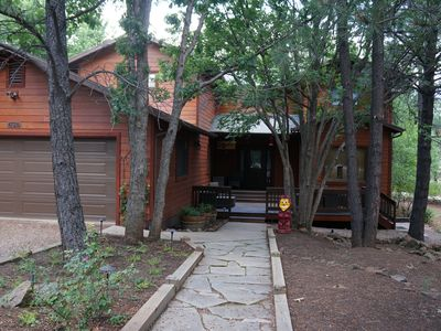 Photo for Large, Newly-Remodeled Cabin On The 7th Hole Of Pinetop Lakes Country Club