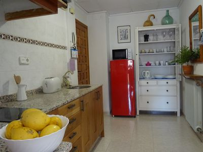 Photo for Casa La Muntanya 3 - Apartment with terrace in the Guadalest Valley