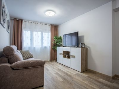 Photo for Modern apartment, easy access to City of Arts