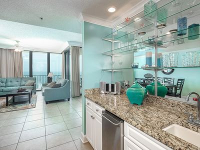 Photo for Luxury Discounted Direct Beachfront July 27-Aug 3 $2541/W  Nice Pools -Tennis