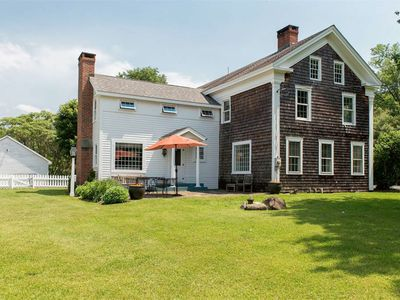 Photo for White Horse - classic federal style home near Cooperstown