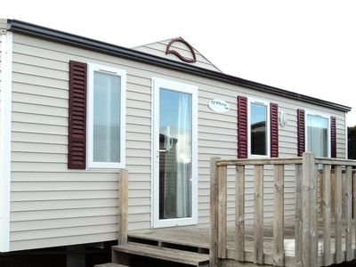 Photo for Camping L'Océan ***** - Mobilhome for 6 People