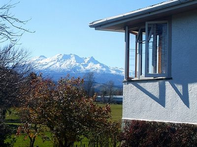 Photo for The Field House - Ohakune Holiday Home