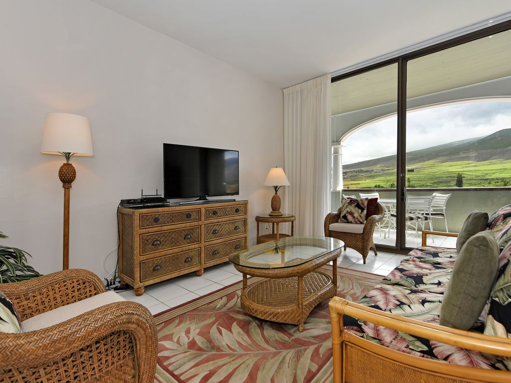 Lahaina Shores Penthouse With Sweeping Moun Vrbo