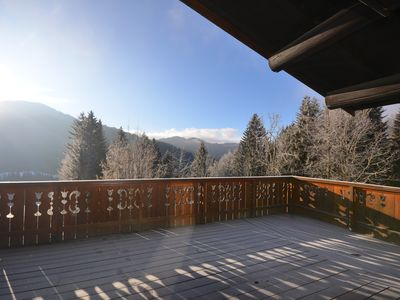 Photo for 4BR Chalet Vacation Rental in LES GETS