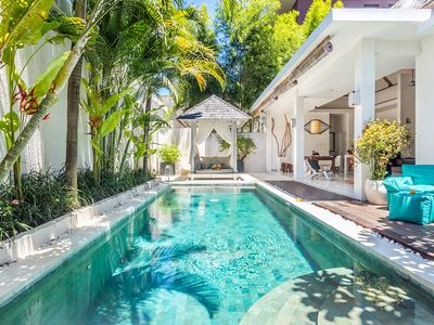 Photo for 2BR Luxury Villa with private swimming pool, good location Seminyak
