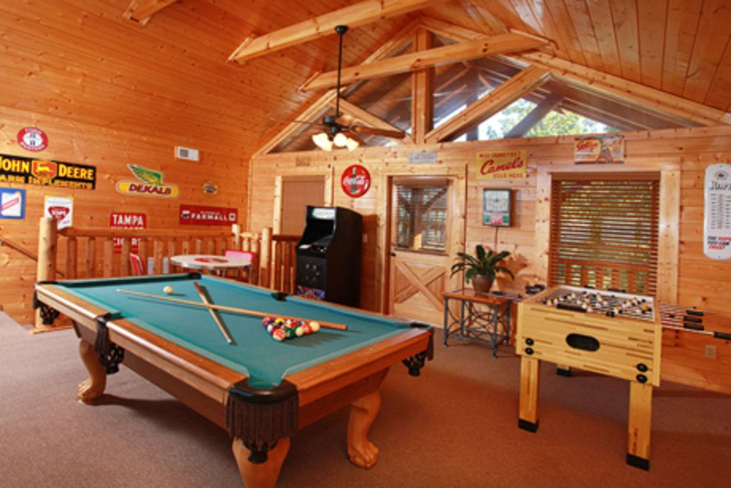 Great Property Image#6 Falling Stars View, Game Room, Unlimited DVD Rentals,  Sleeps