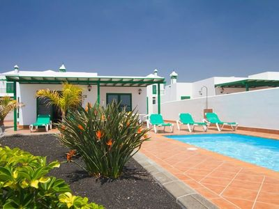Photo for Villa Costa Papagayo 6: Heated Private Pool, Walk to Beach, A/C, WiFi, Car Not Required