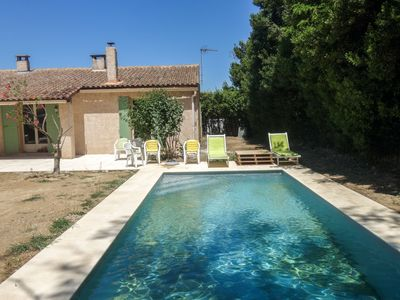Photo for Vacation home Le chant des Cigales in Eyragues - 6 persons, 3 bedrooms