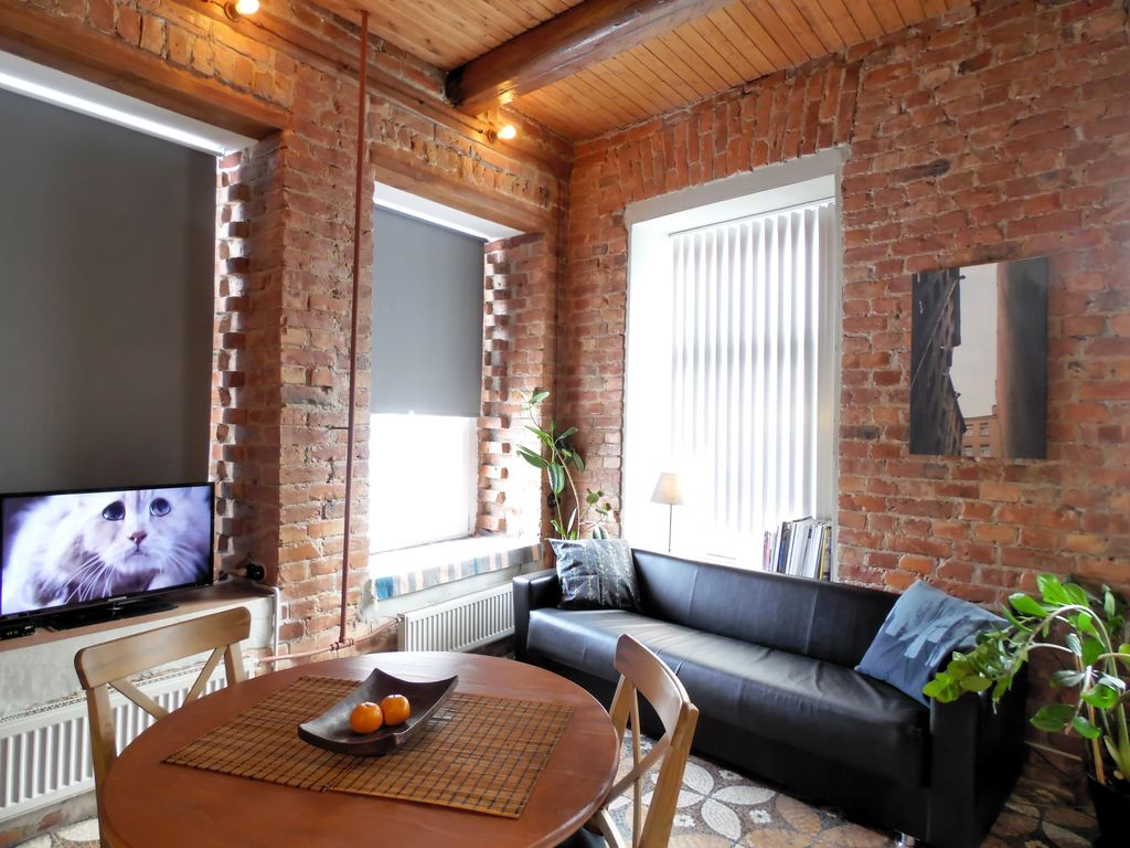 Cosy apartment on Vasilevsky