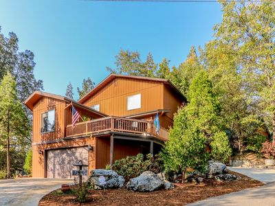 Photo for Remodeled Rustic Home with Lake Views!