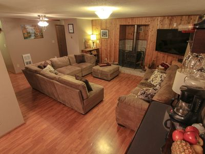 Photo for Elk Loop VR : House: 3 BR/2 Bath - Outdoor Getaway
