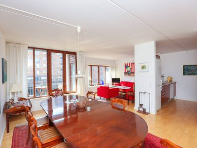 Photo for Bright, spacious and trendy apartment in CPH