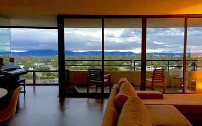 Photo for Large Modern 2 BR w/ Panoramic Views - Completely remodeled