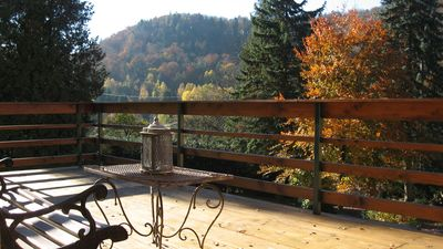 Photo for 4-star holiday home for 10 people in Alsace in the middle of nature