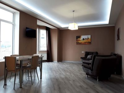 Photo for 3 bedroom Apartment In Tbilisi Centre