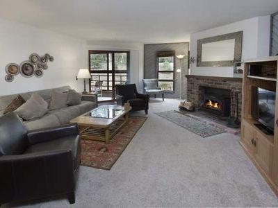 Photo for 2 Bedroom with New Updates by the Slopes