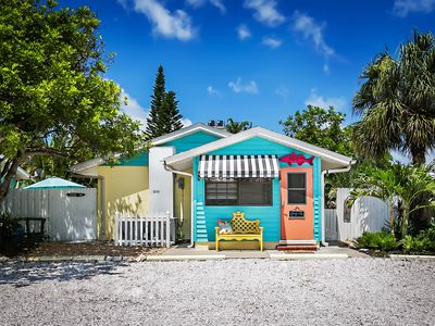 Crazy Cute Beach Cottage In Paradise