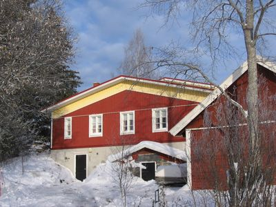 Photo for COUNTRY-HOME PEHTOORI-HOUSE (PP)  NEAR TAMPERE REGION