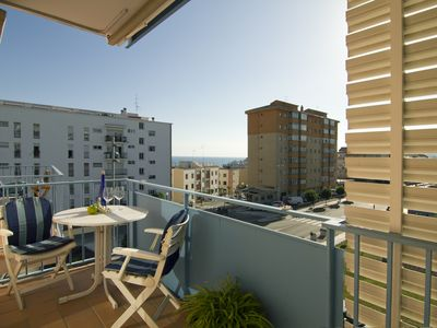 Photo for Las Costas with parking and air conditioning.