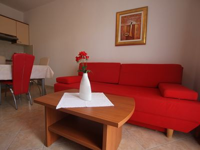 Photo for Apartment for 2-3 persons near town Rab (1A & 2A)