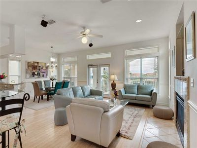 Spacious Living Room located on 2nd floor