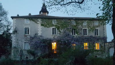 Photo for Domaine de Berre with 1ha Park and Pool House