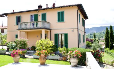 Photo for Marvelous home just steps from the Chianti and beyond