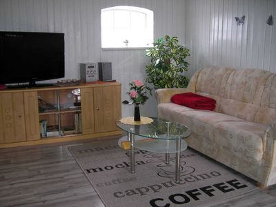 Photo for Holiday house - feel-good holiday in a holiday home near Waren / Müritz