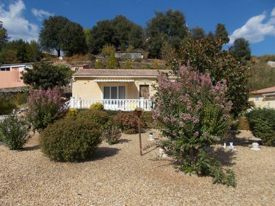 Photo for Villa at the foot of the Cevennes