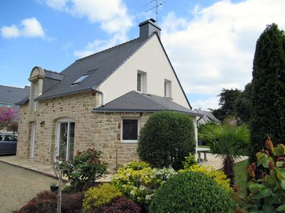 Photo for Rent house Gulf of Morbihan, near the beaches