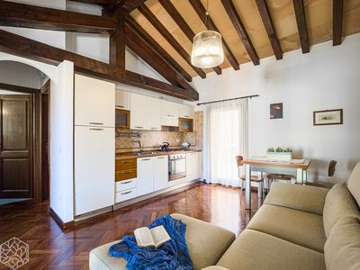 Photo for Terme Studio - Olbia town apartment, wifi, 4 guests, parking