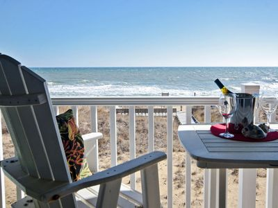 Photo for Beautiful, Clean, Modern 2BR OCEANFRONT - panoramic views - First Flight Retreat (FFR211 - Atlantic View Retreat)