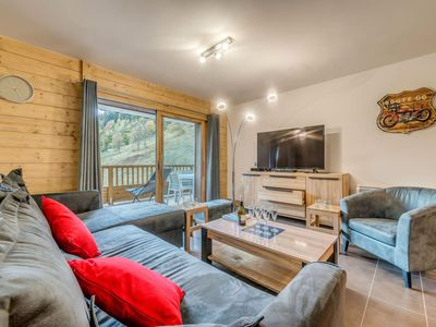 Photo for 3BR Apartment Vacation Rental in CHAMPAGNY EN VANOISE