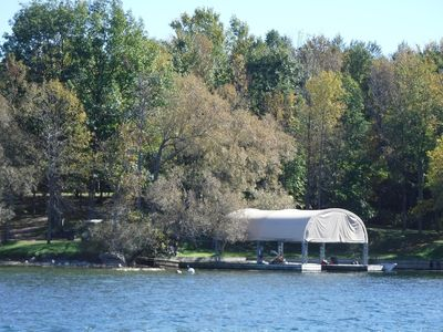 Photo for Waterfront Home On Grenadier Island With Private Dock