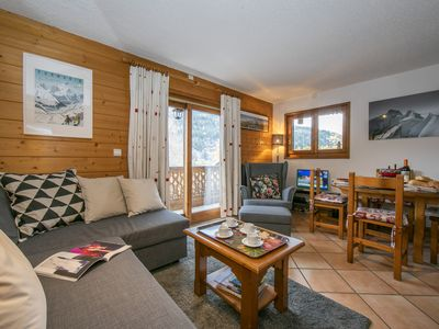 Photo for Appartement Albert 1er, Les Houches (Chamonix), France