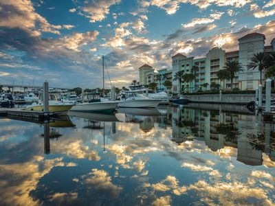 Photo for 2 BR 365 Intracoastal View Condo- Private Beach- Water Park- Award Winning Golf