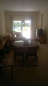 Photo for VILAMOURA SWIMMING POOL, TERRACE, BARBECUE, GARAGE ..... IN THE FALÉSIA-MARINA BUILDING I