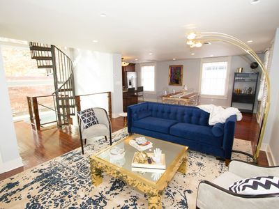 Photo for Icon in the Bywater: 3-bed, 3-bath + parking! - Three Bedroom House, Sleeps 6