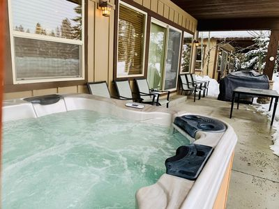 Photo for McCall Golf Course, Private Hot Tub, Cable and WiFi