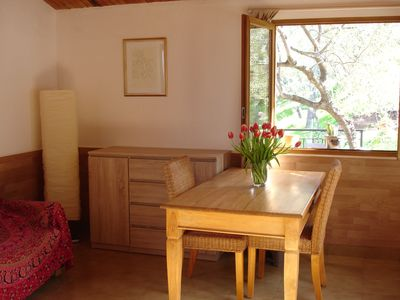 Photo for Studio for rent in Balagne between sea and mountains