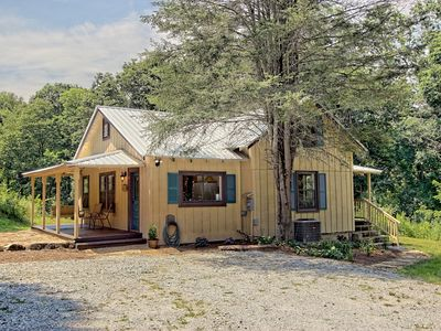 Photo for Quiet Scaly Mountain Cottage w/Front Porch & Views