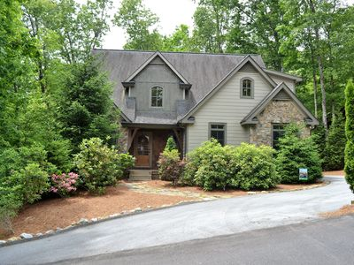 Photo for 5BR House Vacation Rental in Sapphire, North Carolina