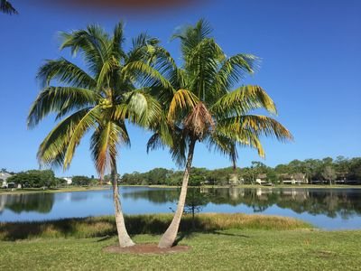 Photo for Kings Lake Waterfront - Walk To Restaurants - 6 Minutes to Downtown/Beach/Pier