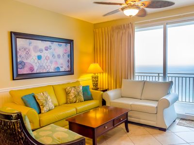 Photo for Luxury Oceanfront Condo at Splash - FREE Beach Service,Wifi, NO Checkin required