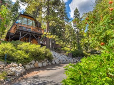 Photo for Private Crystal Bay Bungalow w/ Lake Views & Hot Tub