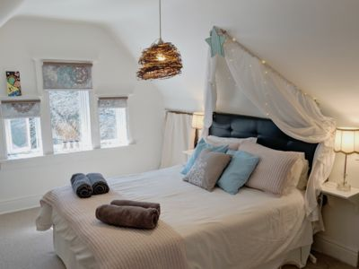 Photo for Light-Filled 2 Bed Attic apartment in Palmerston Little-Italy