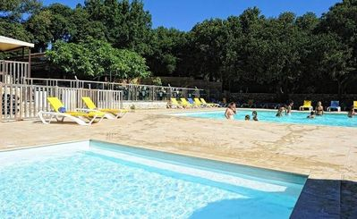 Photo for Campo Di Liccia Campsite *** - Air-conditioned 4-room chalet 4/6 people