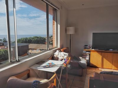 Photo for Top floor apartment with expansive water views in Coogee